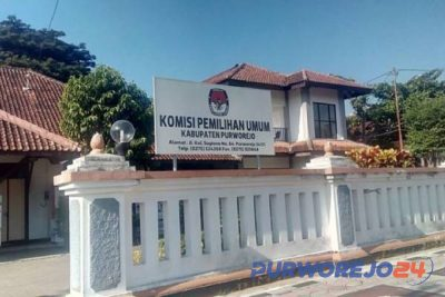 Kantor KPU Purworejo