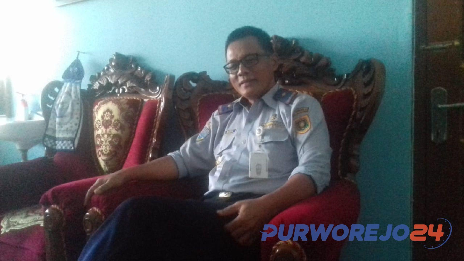 Kadinhub Purworejo, Agus Budi Supriyanto (membenarkan rencana pengalihan bentor ke bajaj.(23/7/2019)