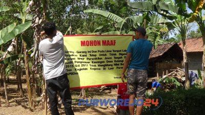 Ambayah, Mantan Kades Ketangi merasa tidak adil divonis korupsi atas Pengelolaan Dana Keuangan Desa Ketangi.