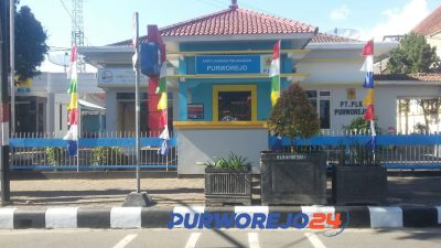 Kantor PLN Rayon Purworejo