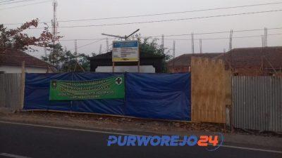 Pemkab anggarkan 13,4 miliar untuk pembangunan 4 puskesmas di Purworejo.