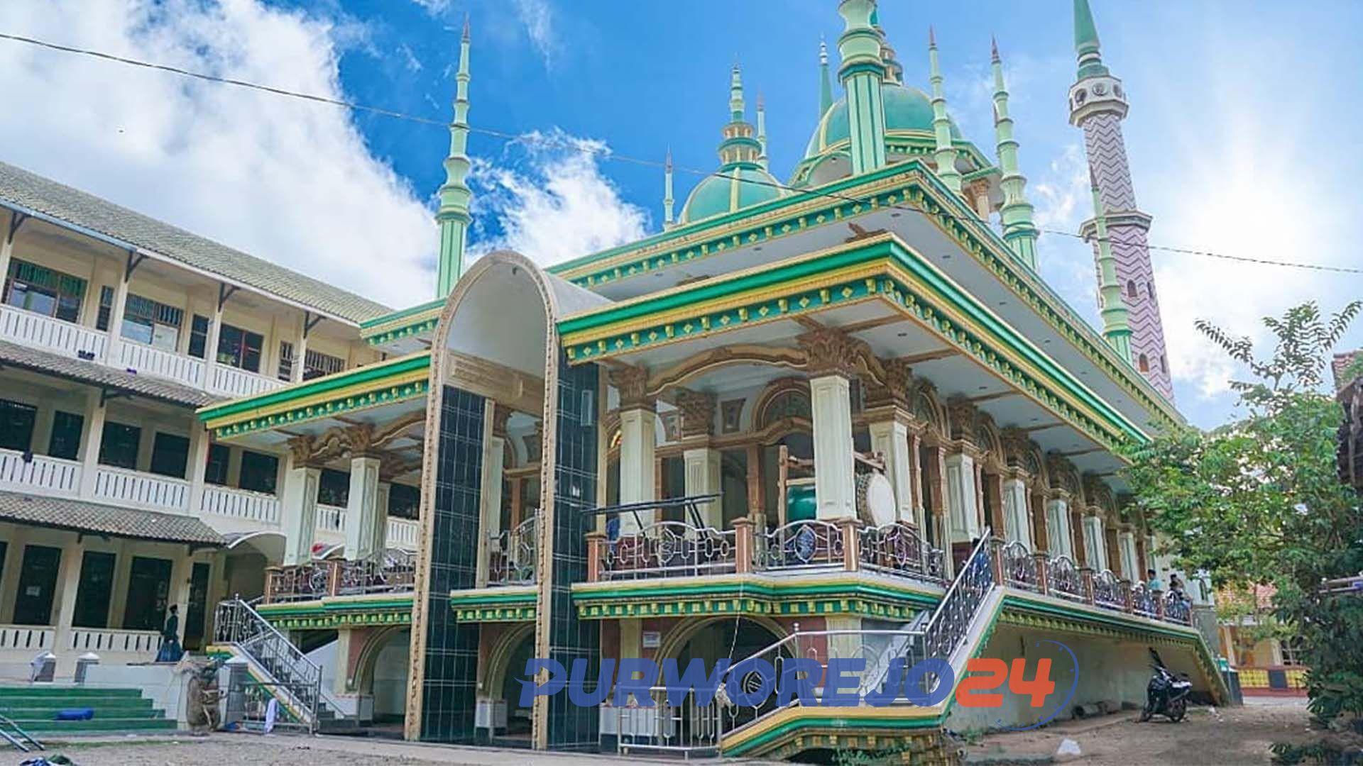 Masjid Shidieq Zarkasy, Purworejo, Jawa Tengah