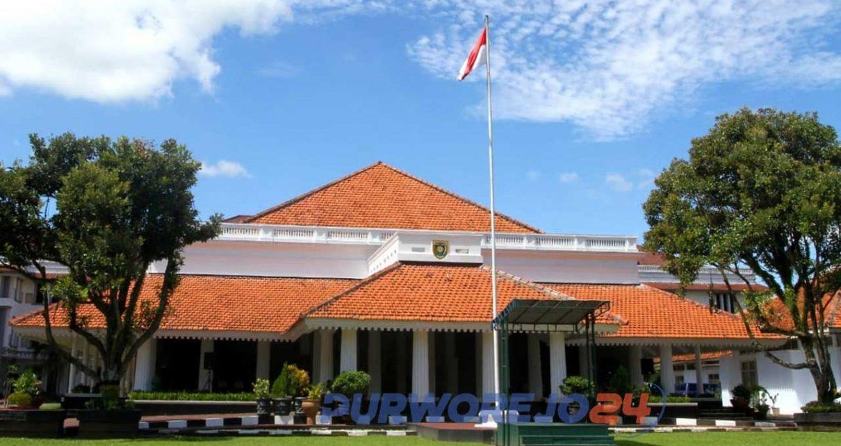 Kantor Bupati Purworejo.