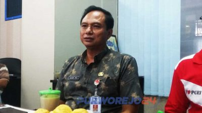 Kepala Dinas Pendidikan Pemuda dan Olahraga Kabupaten Purworejo Sukmo Widi Harwanto