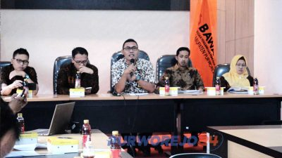 Komisioner Bawaslu Kabupaten Purworejo