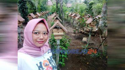 Mega Yunita Puspitasari, warga Winong, Kecamatan Kemiri Purworejo Maju ke ASEAN Youth Summit 2020