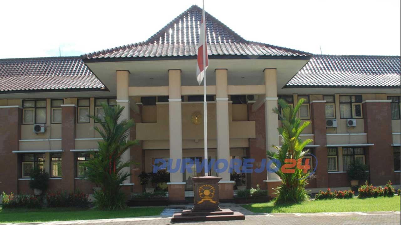 Kantor Pengadilan Negeri Purworejo (Foto. Istimewa)
