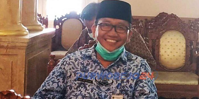 Agus Ari Setyadi, Kepala Dinas Pemberdayaan Masyarakat dan Desa (Dinpermasdes) Kabupaten Purworejo