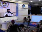 Video Conference Penutupan Musrenbang Kabupaten Purworejo. (7/4/2020)