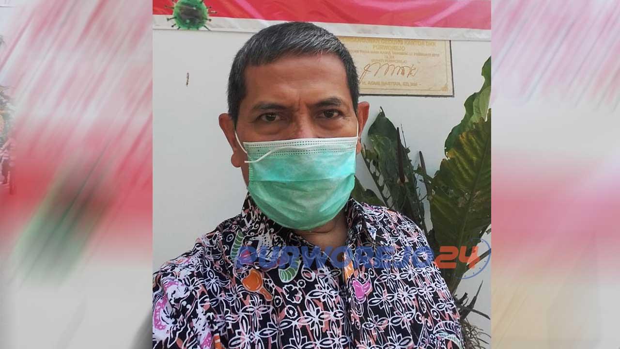 dr. Darus,juru bicara Tim Gugus Tugas Penanganan Covid-19