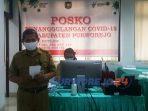 dr. Darus,juru bicara Tim Gugus Tugas Penanganan Covid-19 Kabupaten Purworejo