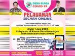 Desa Krandegan buka pelayanan secara online