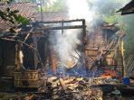 Kebakaran di Desa Tlogokotes, Kecamatan Bagelen, Purworejo