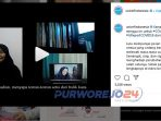 Karya video Lulu Il Asshafa, warga Desa Prapaglor, Kecamatan Pituruh, mendapat apresisasi dari UNICEF