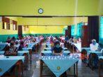 Orang tua siswa mengikuti Sosialisasi Biaya Berguru SMK TKM Teknik Purworejo Tahun Pelajaran 2020/2021