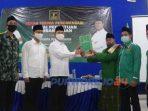Deklarasi dukungan PPP ke pasangan calon Kuswanto-Kusnomo