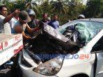 Kecelakaan di jembatan Selotiyang, Purworejo.(7/8/2020)