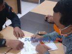 Penyerahan dokumen pengajuan sengketa Pilkada Purworejo 2020