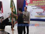 Pelantikan Pengurus IPSI Kabupaten Purworejo. (29/9/2020)