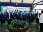 Pengukuhan Pengurus MUI Purworejo. (21/9/2020)