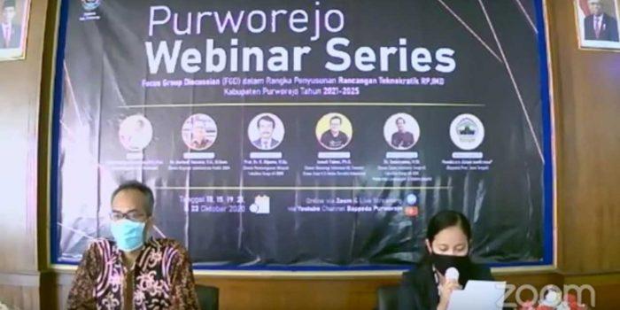 Purworejo Webinar Series 2020.
