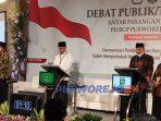 Debat Terbuka Paslon Pilkada Purworejo 2020 Putaran Terakhir.
