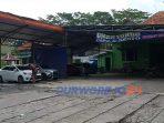 Kafe Omah Londo di Jalan Brigjen Katamso Purworejo