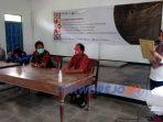 Pelatihan Membatik Tulis di di Balai Desa Kendalrejo, Kecamatan Pituruh Purworejo