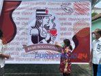 Peluncuran Logo dan tagline Kopi Purworejooleh Pjs Bupati Purworejo Ir. Yuni Astuti.