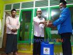 KNPi Purworejo menyerahkan bantuan ke sejumlah Ponpes di Kabupaten Purworejo