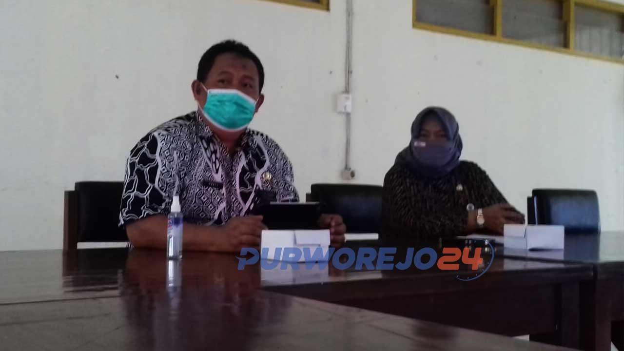 Suranto, Kepala Dinas Pekerjaan Umum dan Penataan Ruang (DPUPR) Kabupaten Purworejo