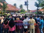 Puluhan warga memadati kantor BPN Purworejo sampaikan aspirasi