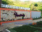 Taman Geger Menjangan, salah satu tempat wisata di kabuapten Purworejo.